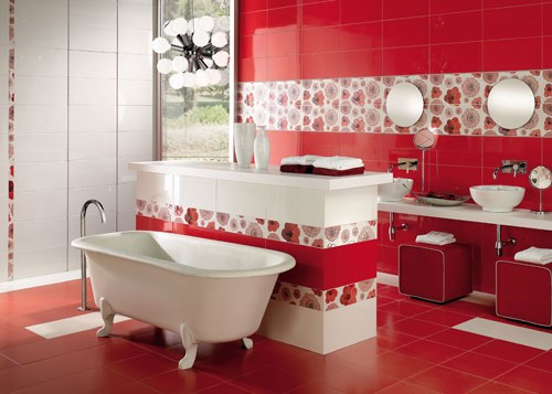 white-red-bathroom-tiles