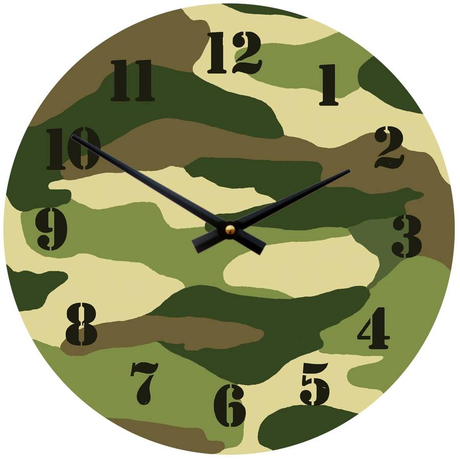 Great clock for older boys