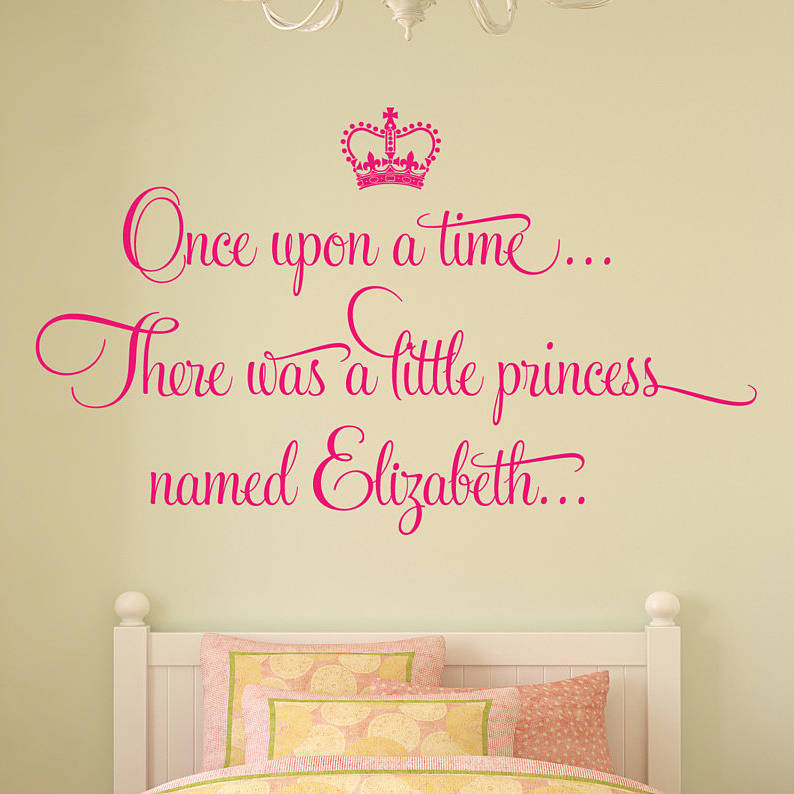 Beautiful wall sticker