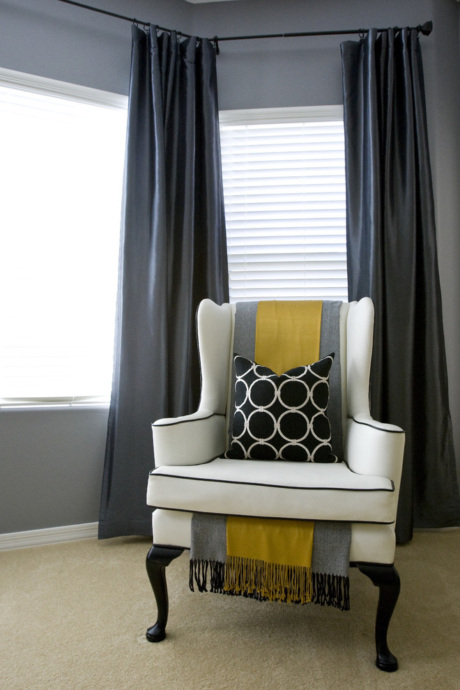 Fabric Wingback Chair Designs