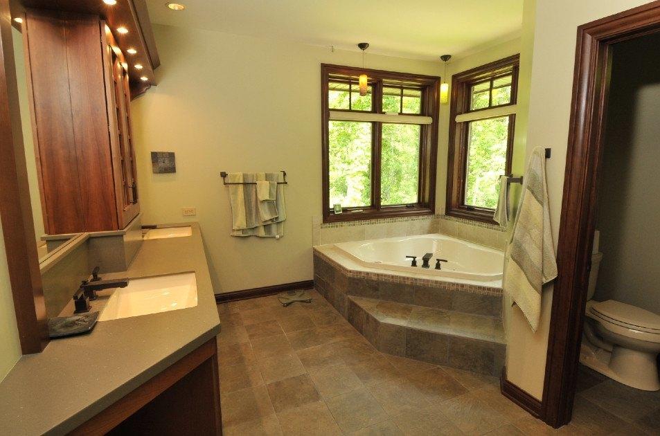 Custom Bathrooms Designs Ideas