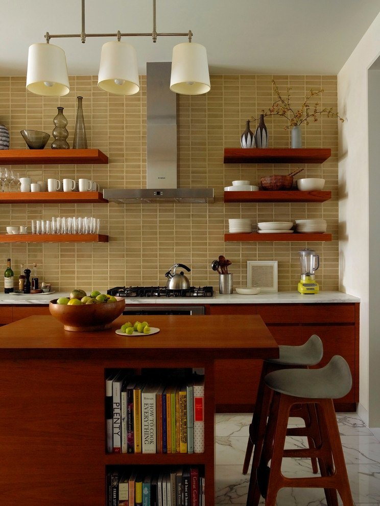 Open Kitchen Cabinet Design Ideas ~ Open kitchen cabinet ideas