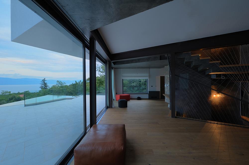 Gumno house interiors
