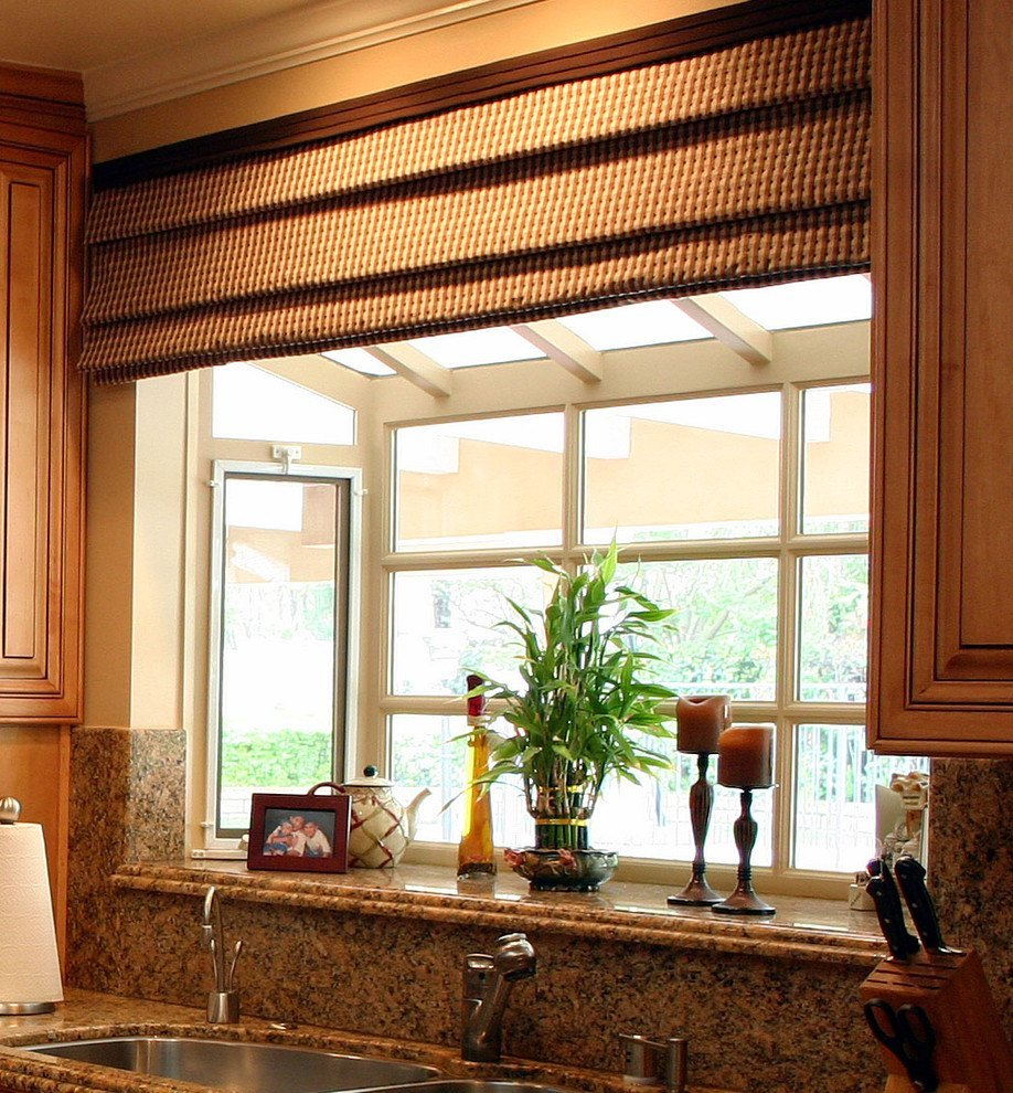 Kitchen Window Design Ideas ~ Bay window decorating ideas