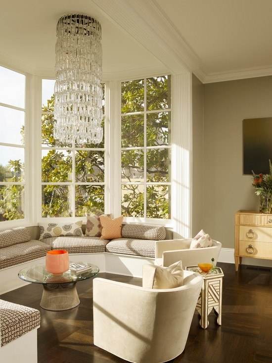 10 bay window decorating ideas
