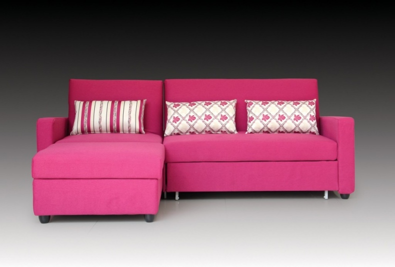 pink sleeper sofa ideas. Black Bedroom Furniture Sets. Home Design Ideas