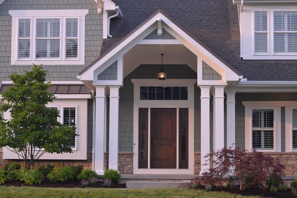 Cool front door design ideas for Large front doors for homes