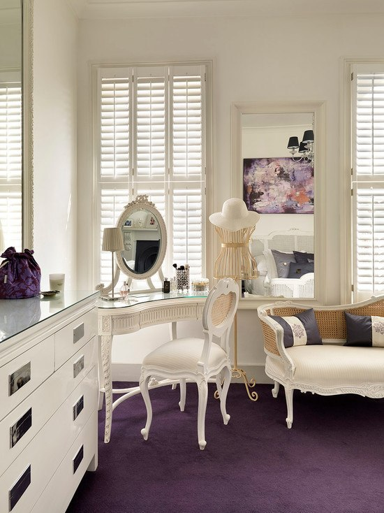 Beautiful Shabby Chic Dressing Room Ideas