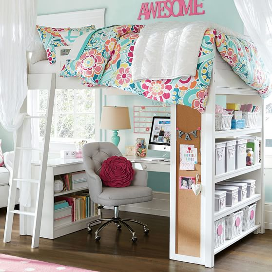Cabin beds are a heaven-sent solution for space saving