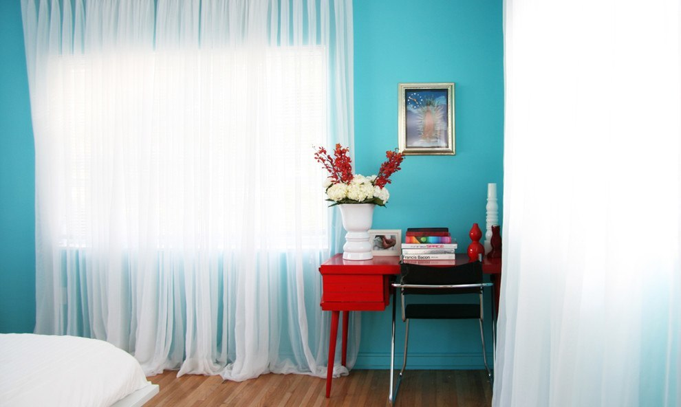 Lovely turquoise works wonders