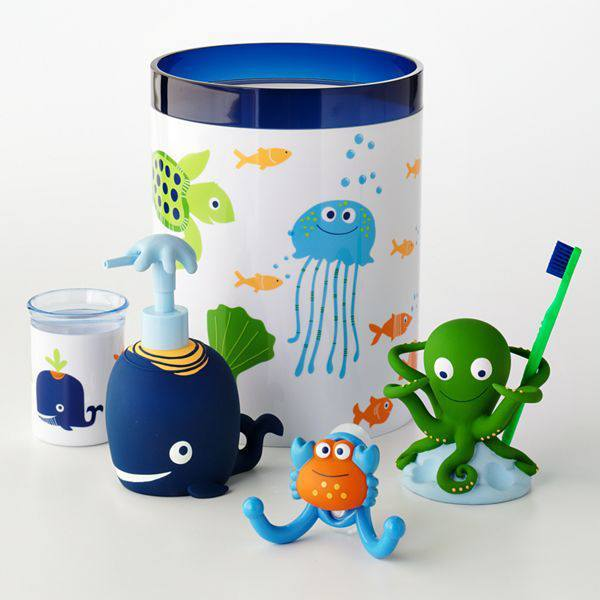 Boy Kids Bathroom Accessories
