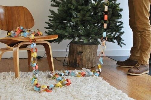 10 homemade christmas tree stands interior design ideas for Homemade tree stand ideas