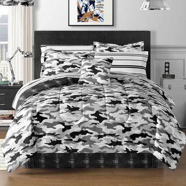 Grayscale camo