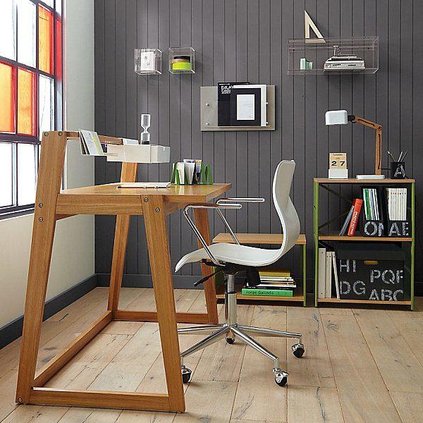 20 Of The Best Modern Home Office Ideas: Modern Home Office Sleek Desks