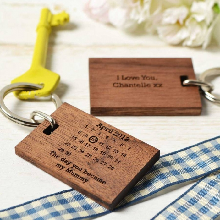 Heartwarming keyrings