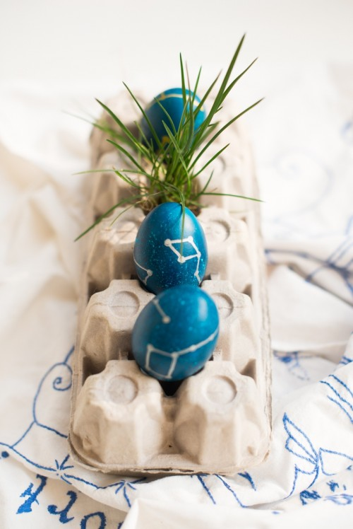 Handmade Easter arrangement