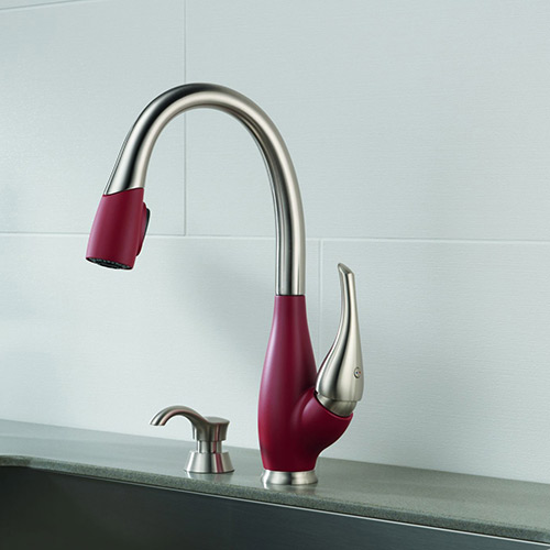Contemporary Kitchen Faucets: Modern Unique Kitchen Faucet Designs