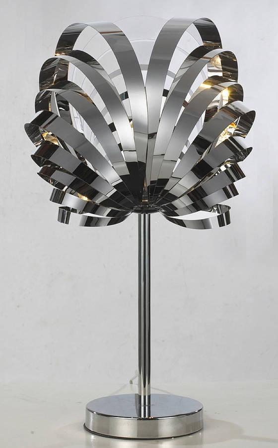 Unique bedside lamp