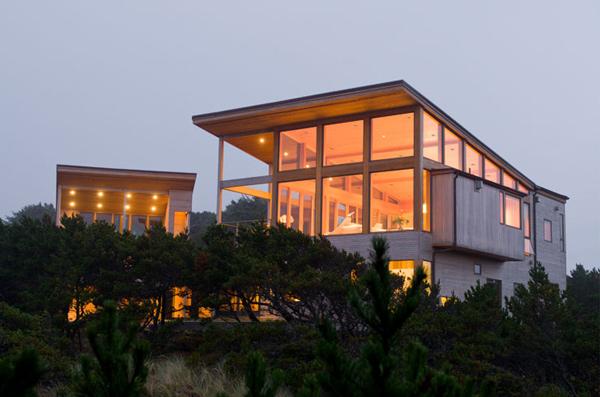 Stunning home exterior