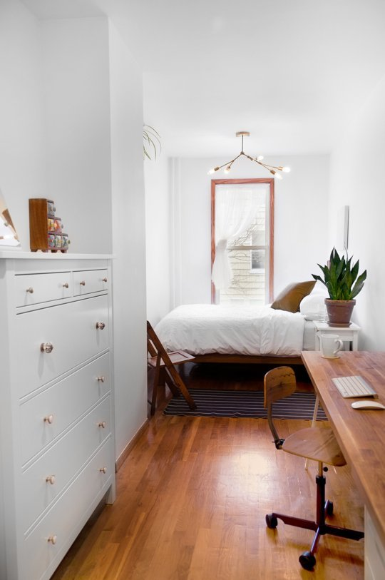 10 Gorgeous Small Bedroom Ideas