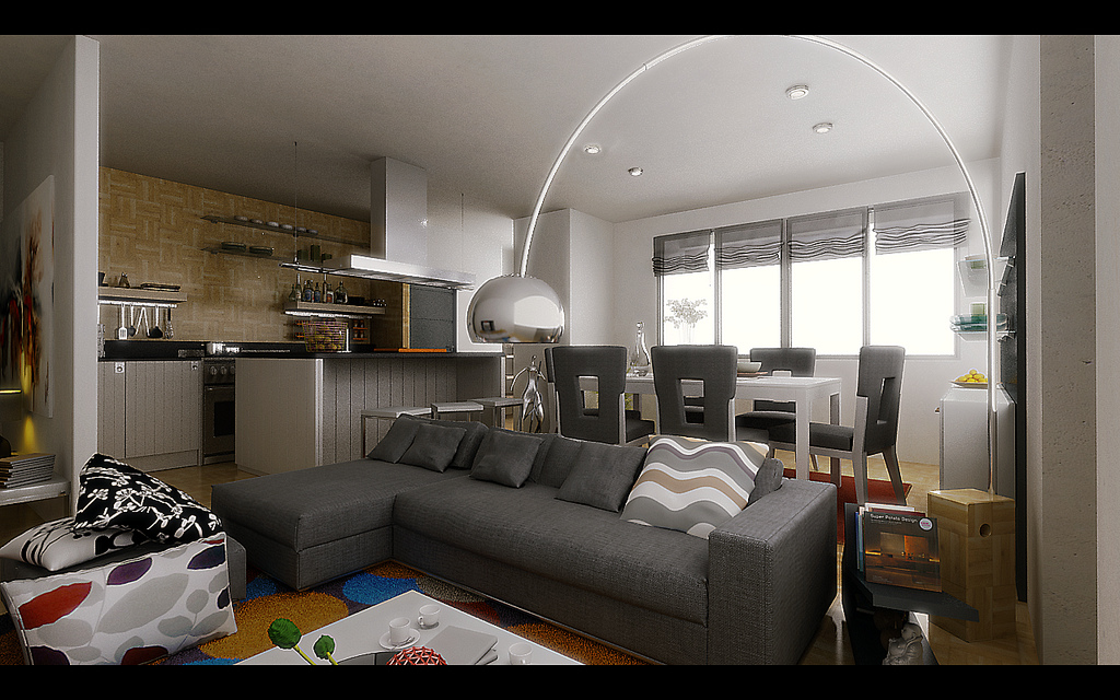 living room apartment