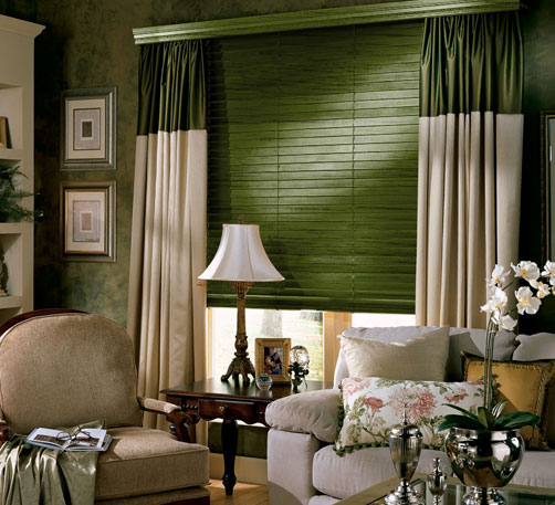 Wooden Blinds And Curtains Together Curtains Blinds Decors De Fenetres 17 Best Images About
