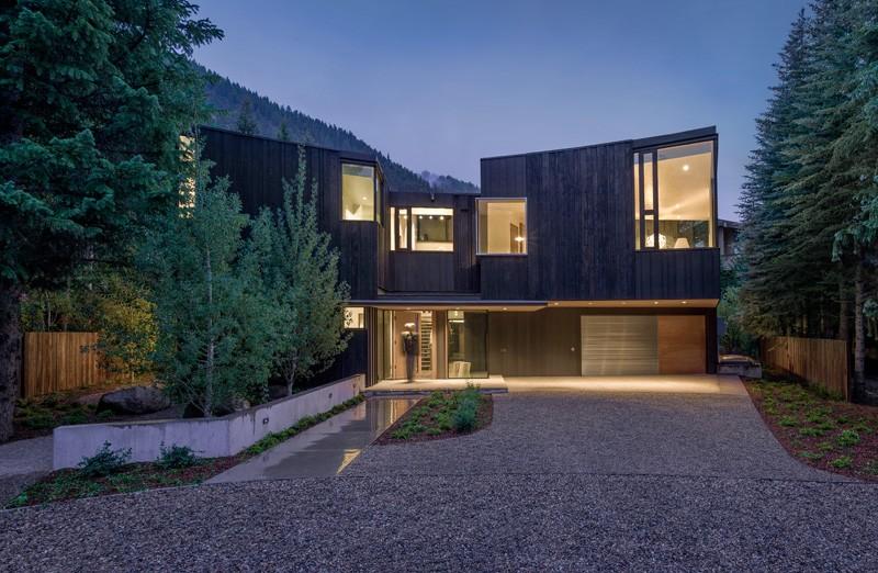 zinc metal cladding walls