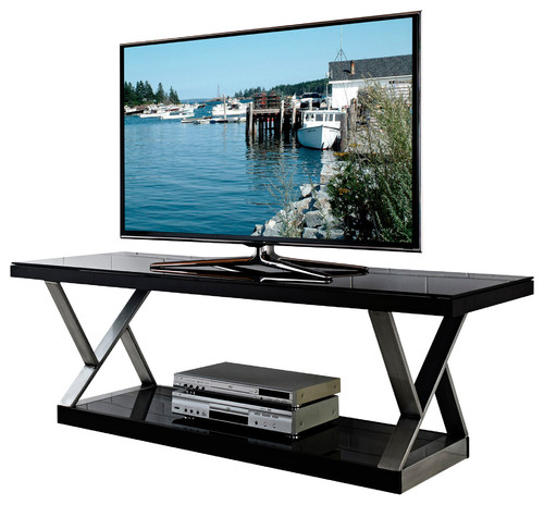 Sophisticated TV stand