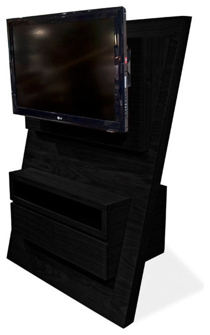 Beautiful espresso colored TV Stand