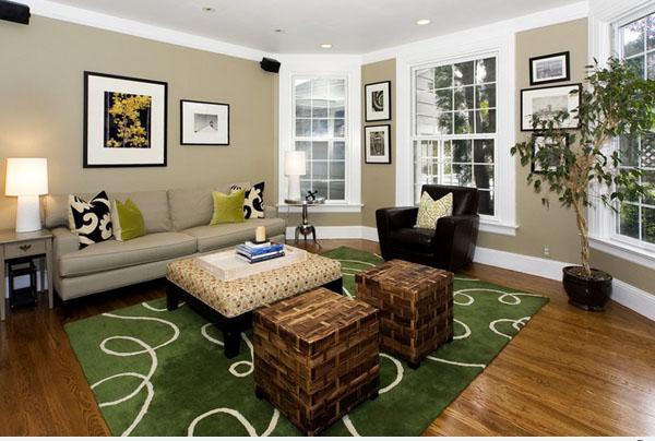 zen style bedroom