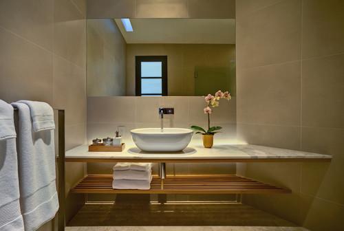 Small shower room design