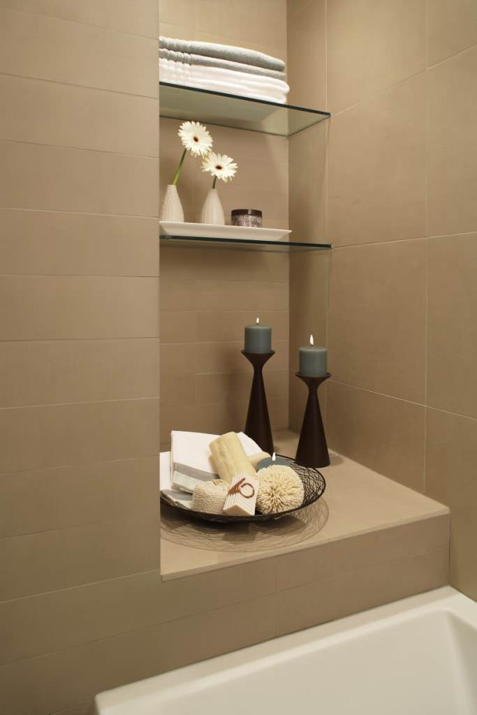 Model Ideas About Brown Bathroom On Pinterest  Brown Bathroom Decor Brown