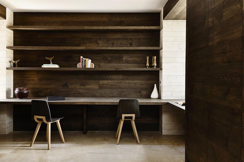 Modern home work space