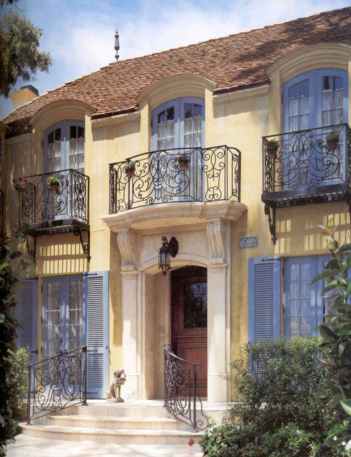 French Provencal furniture design