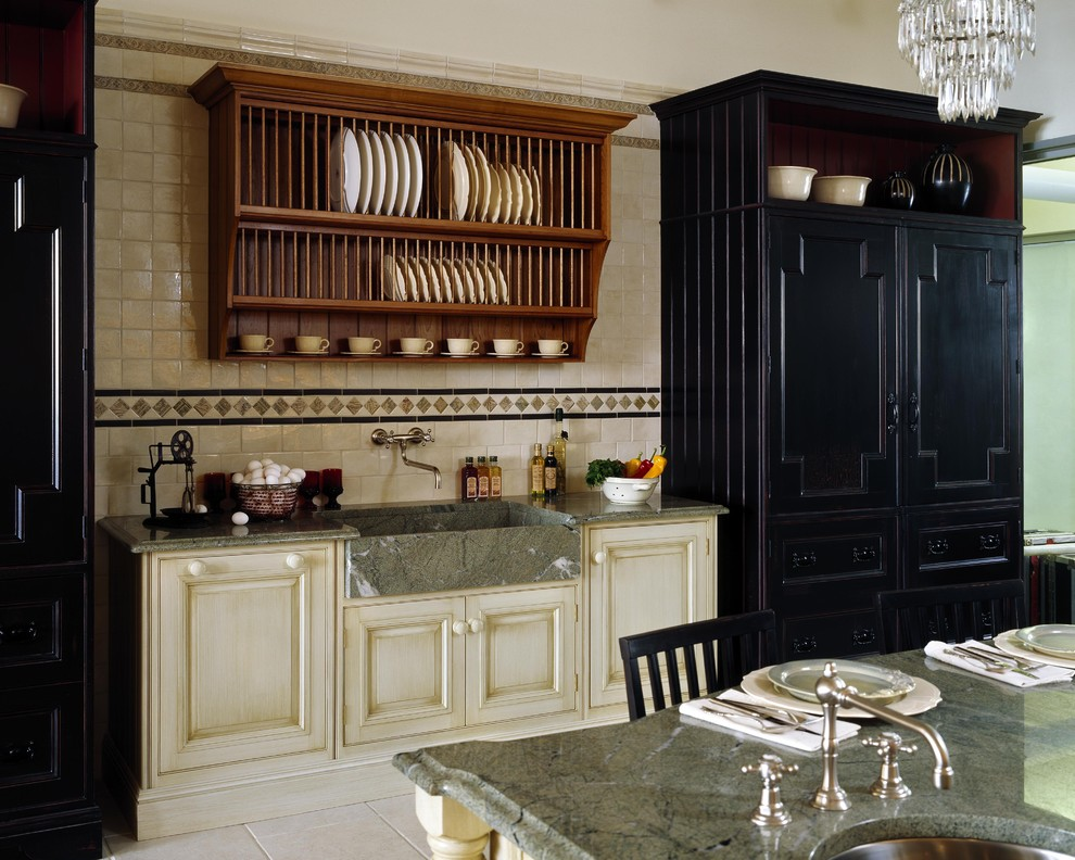 Victorian kitchen ideas - Kitchen ideas with wall ...
