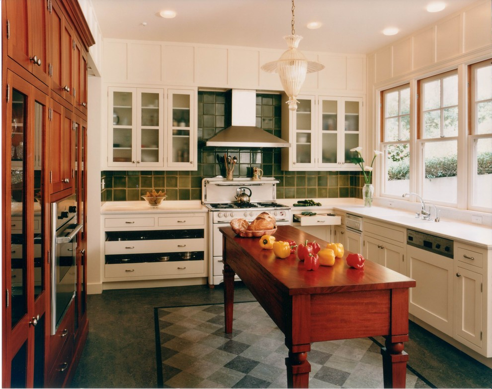 Victorian kitchen ideas Victorian kitchen design layout