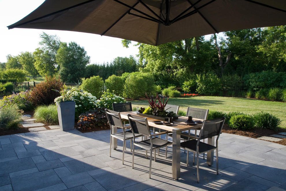 Wayne Residence Garden