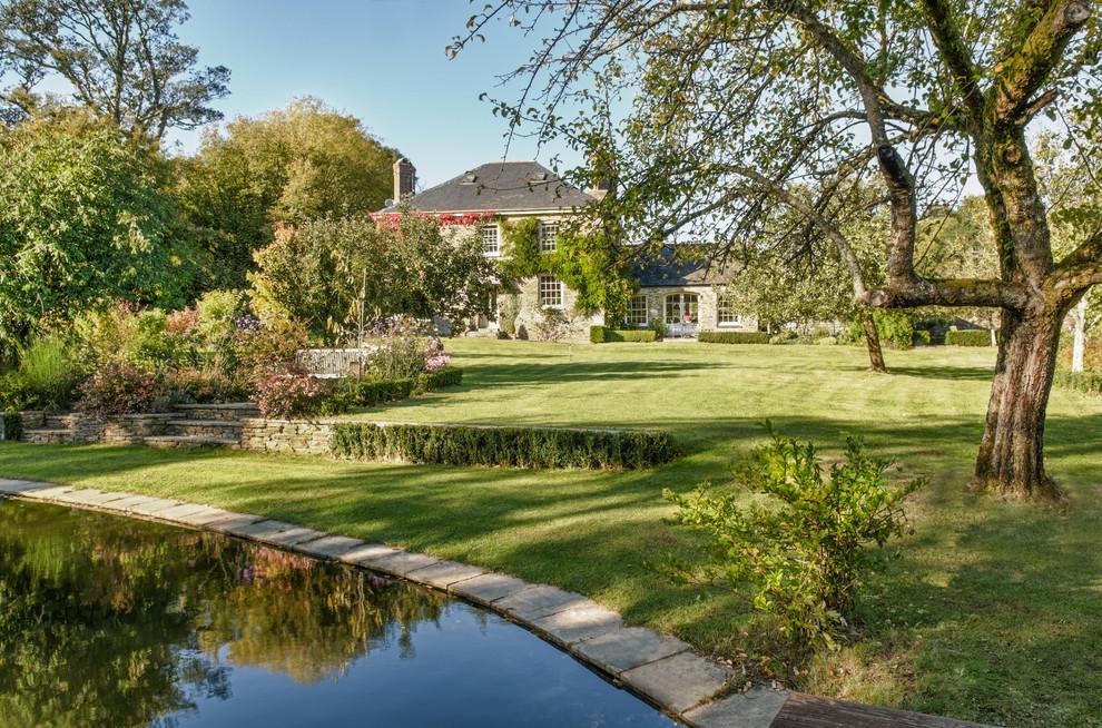 Mowed Lawn  garden