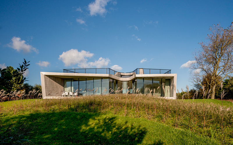 wind house design