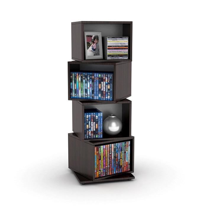 rotating media storage