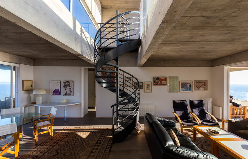 nice spiral staircase