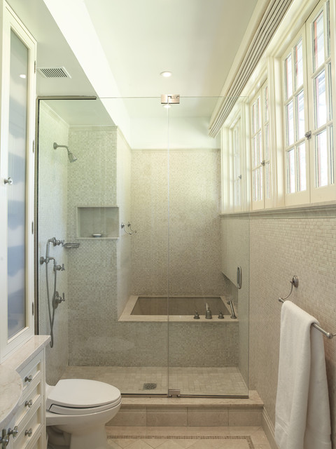 Shower Bath Combo