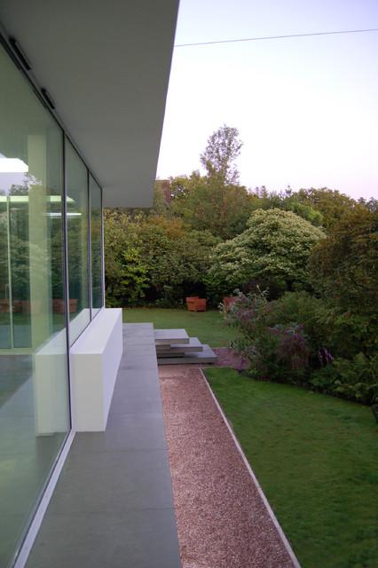 Back of the garden