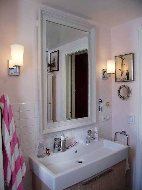 Double sink bathroom ideas for Two sink bathroom ideas