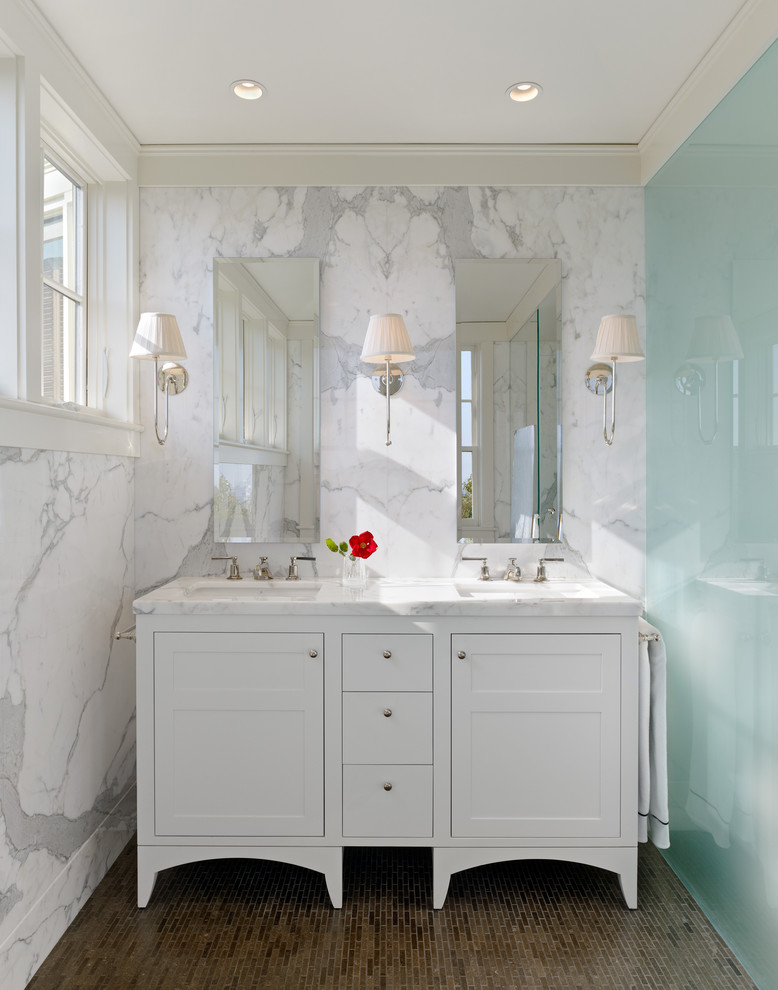 Double sink bathroom ideas for Bathroom ideas double sink