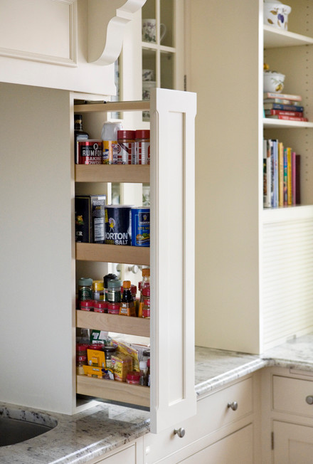 kitchen pull out cabinet