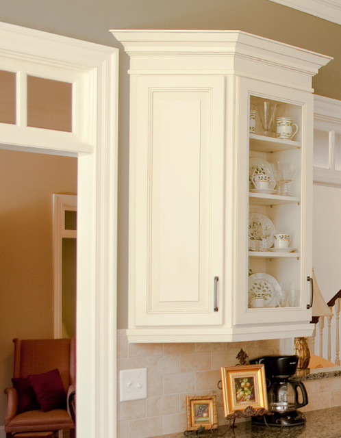 Angled Wall End Cabinet