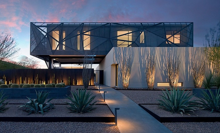 Tresarca House assemblage Studio