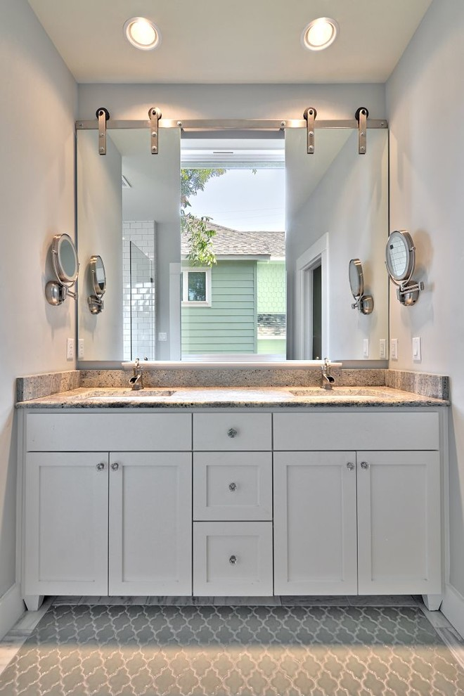 Rotate and swivel bathroom mirror Home Ideas