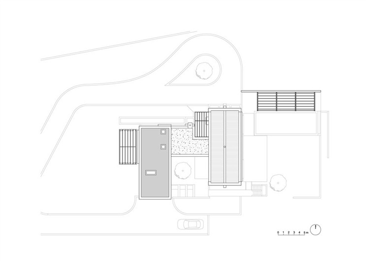 Thiva house drawing plan